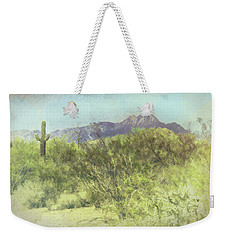 Tonto National Forest Weekender Tote Bag