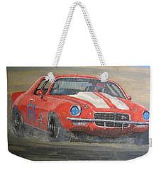 Tony's Camero Weekender Tote Bag