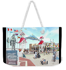 Tony's Pizza Weekender Tote Bag