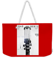 Too Pooped To Pump Weekender Tote Bag