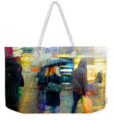 Too Warm To Snow Weekender Tote Bag