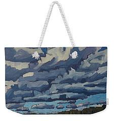 Top Lit Cumulus Weekender Tote Bag