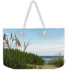 Top Of The Dune Weekender Tote Bag
