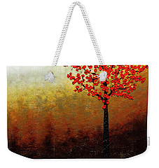 Top Of The Hill Weekender Tote Bag