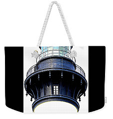 Top Of The Lighthouse Weekender Tote Bag