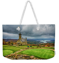 Top Of The Rock Branson Mo 7r2_dsc2627_16-11-25 Weekender Tote Bag by Greg Kluempers