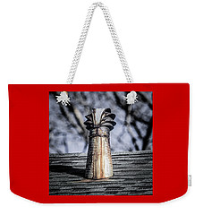 Top Vent Weekender Tote Bag