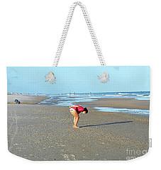 Topsail Island Beach Weekender Tote Bag