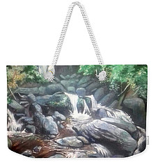 Torc Waterfall County Kerry Ireland Weekender Tote Bag