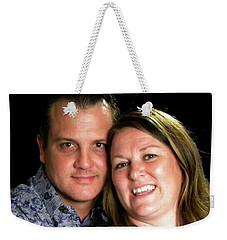 Tori Humphres 2  Weekender Tote Bag
