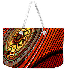 Tormented Eye Weekender Tote Bag by Thibault Toussaint