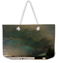 Tornadic Supercell Weekender Tote Bag
