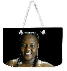 Torniqua Owens 2 Weekender Tote Bag