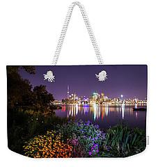 Toronto Canada  Weekender Tote Bag by Mariusz Czajkowski
