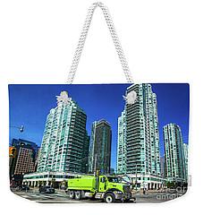 Toronto4 Weekender Tote Bag