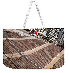 Toronto's Harbourfront Weekender Tote Bag