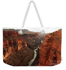 Toroweap In Grand Canyon Weekender Tote Bag