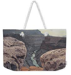 Toroweap Overlook Grand Canyon North Rim Weekender Tote Bag