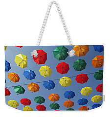 Torremolinos In August Weekender Tote Bag