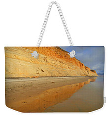 Torrey Pines Golden Hour Weekender Tote Bag