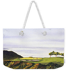Torrey Pines South Golf Course Weekender Tote Bag