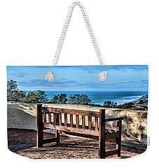 Torrey Pines View Weekender Tote Bag