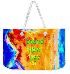 Torris Novum Car Weekender Tote Bag
