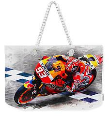 Total Domination Weekender Tote Bag