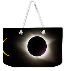 Total Eclipse 2017 Weekender Tote Bag