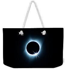 Total Eclipse Weekender Tote Bag