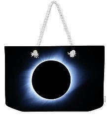 Total Eclipse Weekender Tote Bag