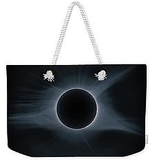 Total Solar Eclipse Corona Weekender Tote Bag