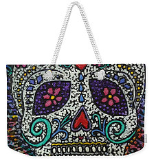 Touch Of Death Weekender Tote Bag