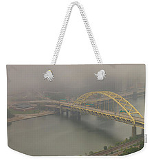 Touch Of Fog  Weekender Tote Bag