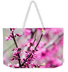 Touch Of Spring Weekender Tote Bag