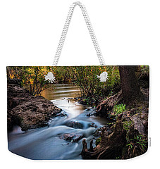 Touchable Soft Weekender Tote Bag