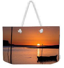 Touched By The Sun Weekender Tote Bag by Edgar Laureano