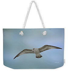 Weekender Tote Bag featuring the photograph Touching The Sky by Phil Mancuso