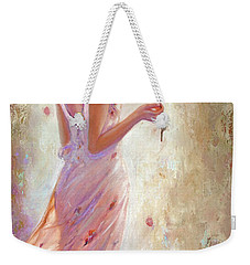 Toujours De Fleurs Weekender Tote Bag