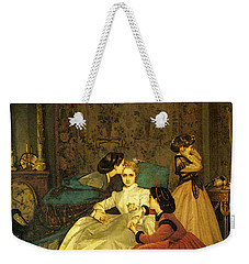 Toulmouche Auguste The Reluctant Bride Weekender Tote Bag