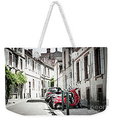 Weekender Tote Bag featuring the photograph Toulouse Street by Elena Elisseeva