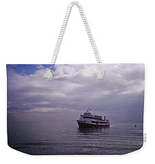 Tour Boat San Francisco Bay Weekender Tote Bag