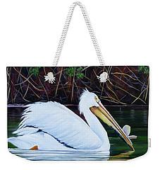 Touring Pelican Weekender Tote Bag