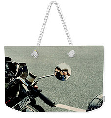 Touring With Your Honey Weekender Tote Bag