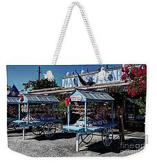Tourist Souvenir Shell Carts Weekender Tote Bag