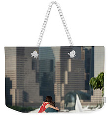 Tourists Weekender Tote Bag
