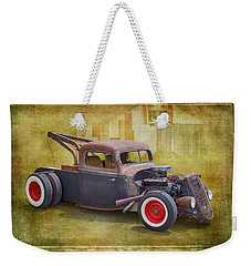 Tow Rat Weekender Tote Bag by Keith Hawley