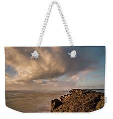 Toward Fleeting Clouds Weekender Tote Bag