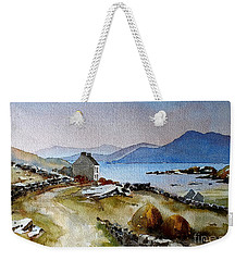 Towards Meelrea From Inisboffin Weekender Tote Bag