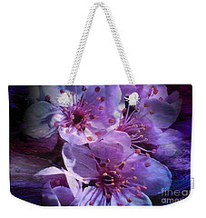 Towards The Light Weekender Tote Bag by Tlynn Brentnall